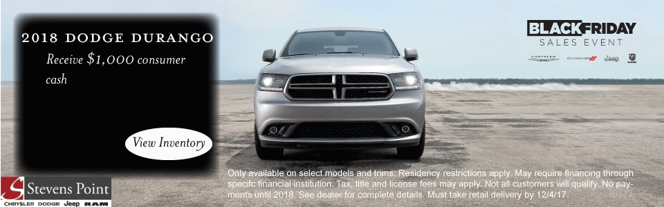 Gmc Parts Stevens Point >> Chrysler Dodge Jeep Ram | Stevens Point, WI