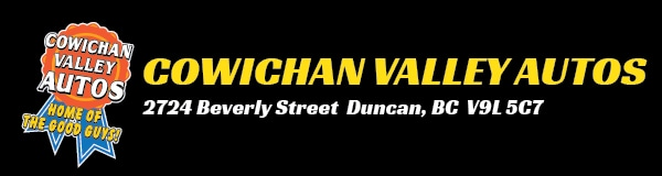 Cowichan Valley Autos, Find a Quality Used Vehicle in Duncan BC