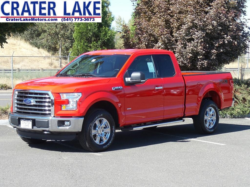 New 2016 Ford F 150 For Sale Medford Or