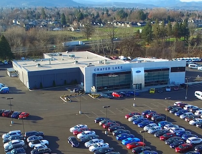 Crater Lake Ford Lincoln New Ford Dealership In Medford OR - Ford dealership medford oregon