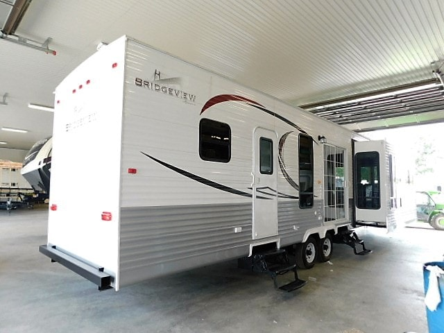 2018 BRIDGEVIEW BV 38IKEB