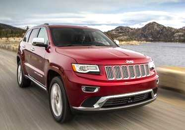 All-New Jeep Grand Cherokee Maryland