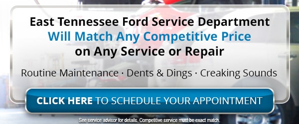 Ford Service Center serving Cookeville & Sparta TN