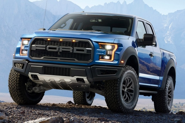 ford f 150 new aluminum frame is lighter more powerful than before