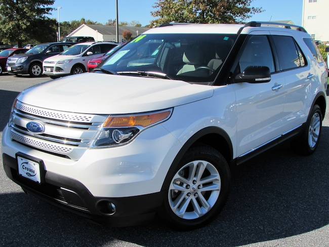 Used 2014 Ford Explorer XLT SUV Taneytown