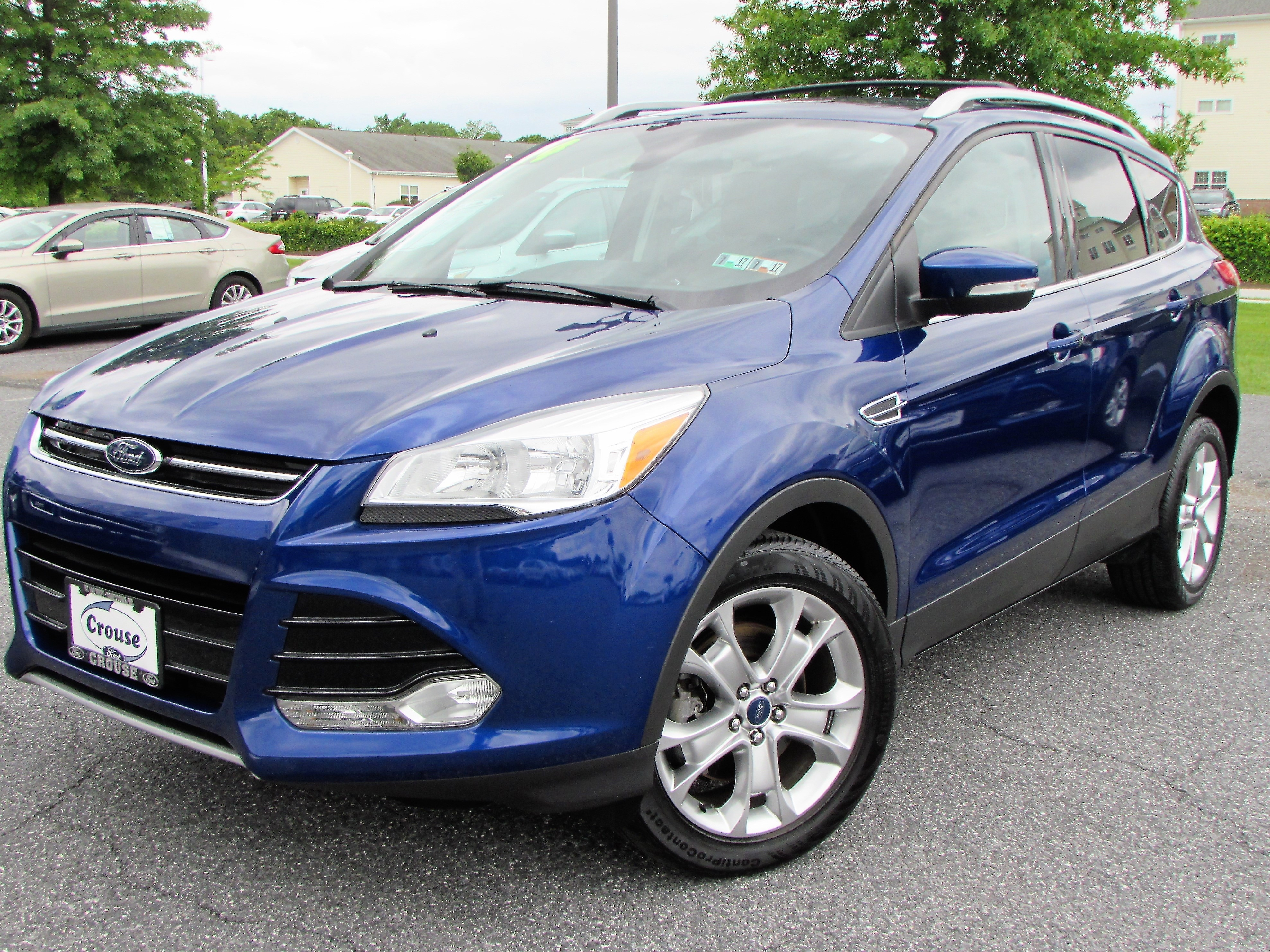 Used 2014 Ford Escape Titanium SUV Taneytown