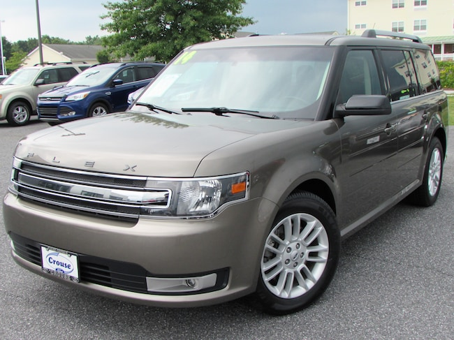 Used 2014 Ford Flex SEL SUV Taneytown