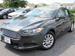 Used 2015 Ford Fusion S Sedan in Taneytown, MD