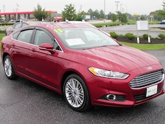 Used 2015 Ford Fusion SE Sedan in Taneytown, MD