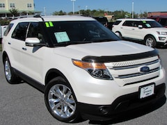 Used 2011 Ford Explorer Limited SUV in Taneytown, MD