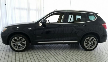 2017 BMW X3 SAV xDrive28