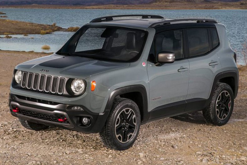 2016 Jeep Renegade Review Specs Prices Cleveland Tn