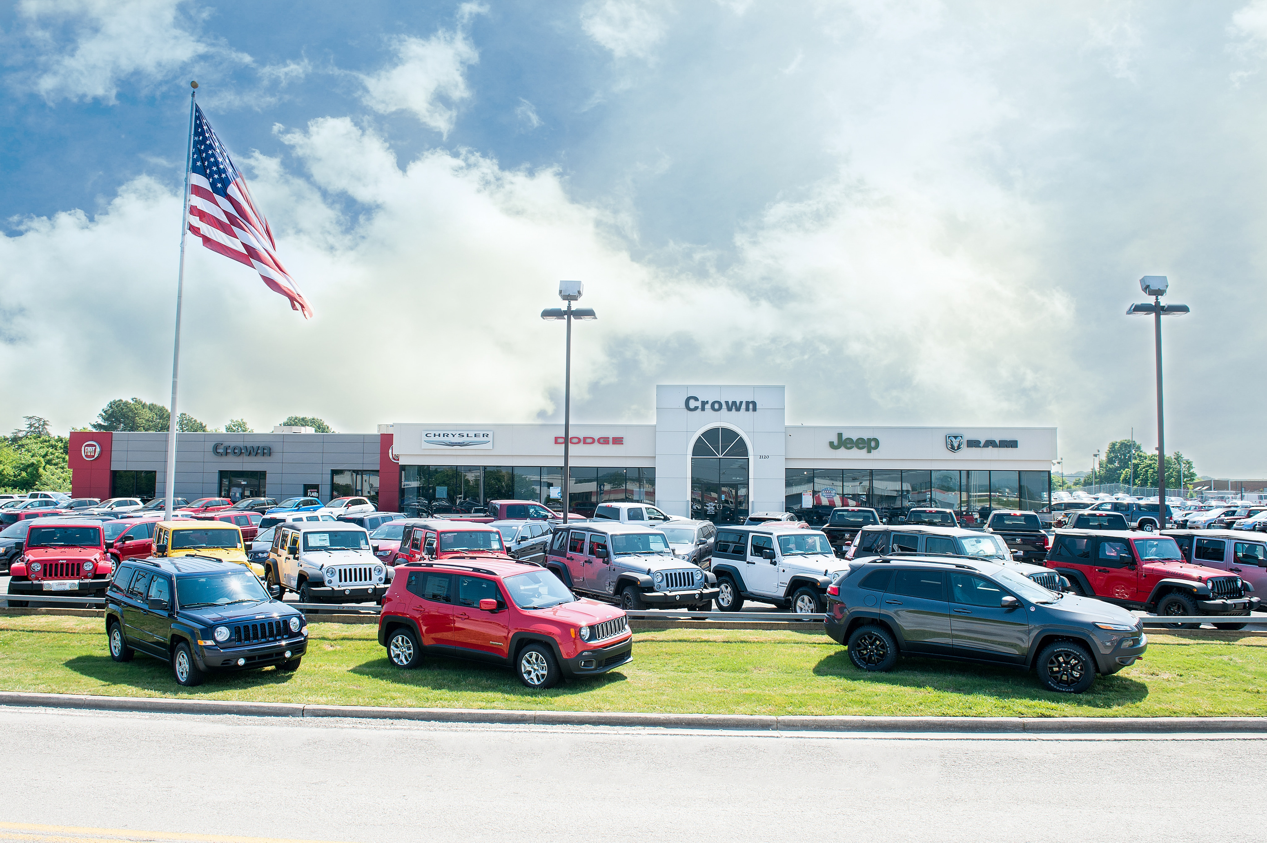 Crown Car Dealership Chattanooga