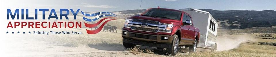 Ford Military Appreciation