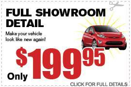 Coupon Full Detail | Camelback Ford Discount Phoenix AZ