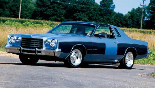 1977 Dodge Monaco Technical Specifications and data. Engine ...