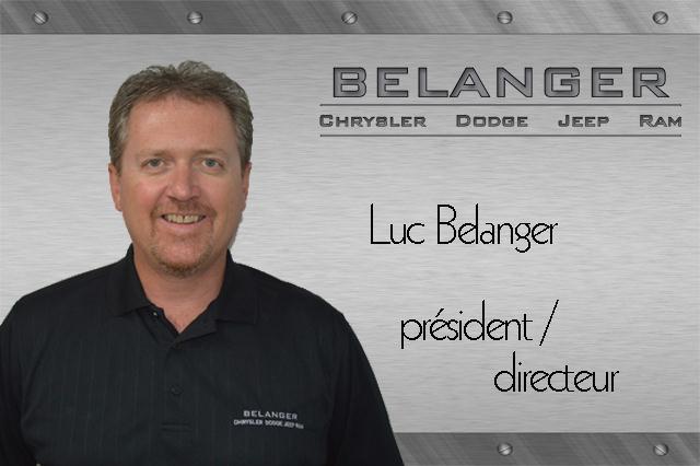 Luc Belanger Net Worth