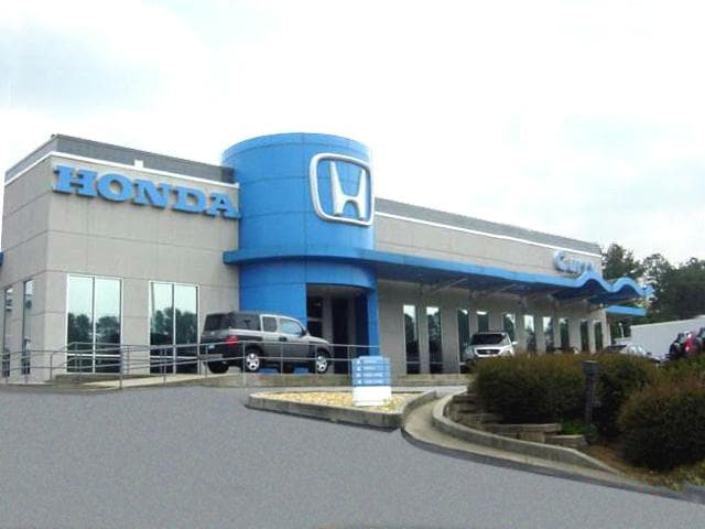 Gillian chung for Honda dealership atlanta ga