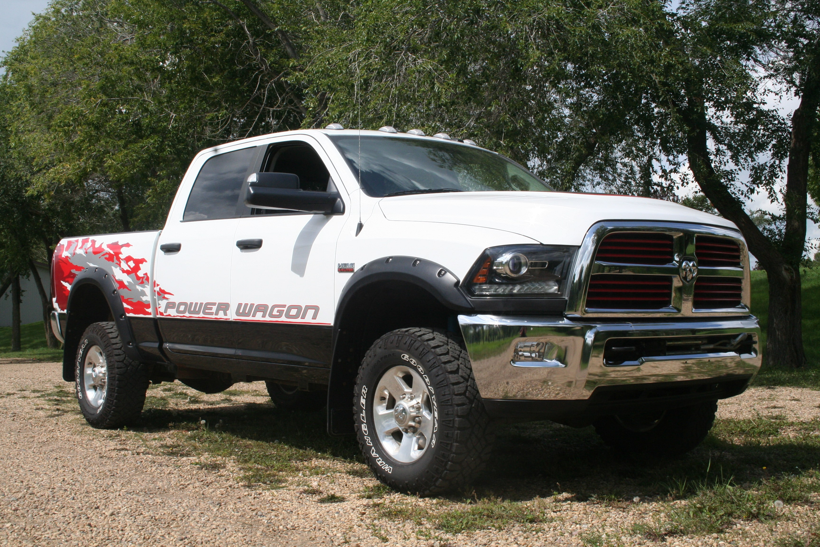 2014 Ram 2500 POWER WAGON, HEATED SEATS AND COOLED SEATS Truck