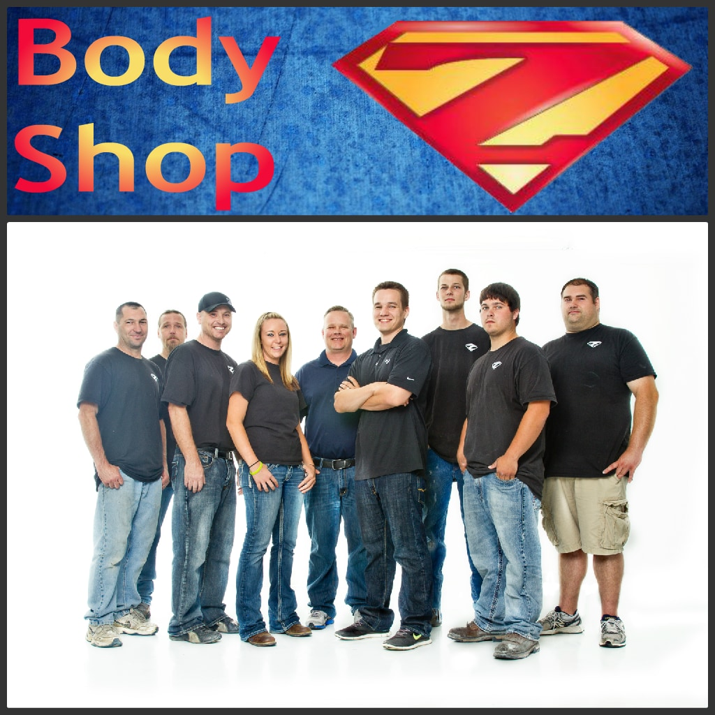 Danny Zeck Ford >> Need an Auto Body Shop and Collision Repair near Kansas City?
