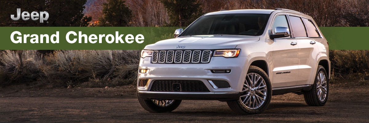 2017 Jeep Grand Charokee Review