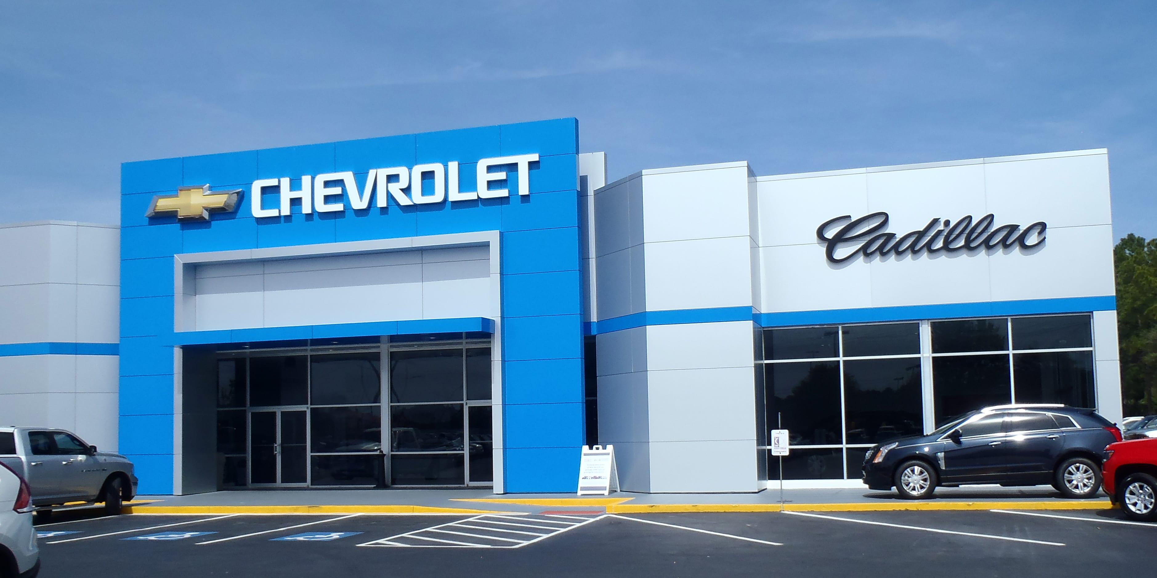 Vaden Automotive   New GMC, Buick, Chevrolet, Toyota, CADILLAC ...