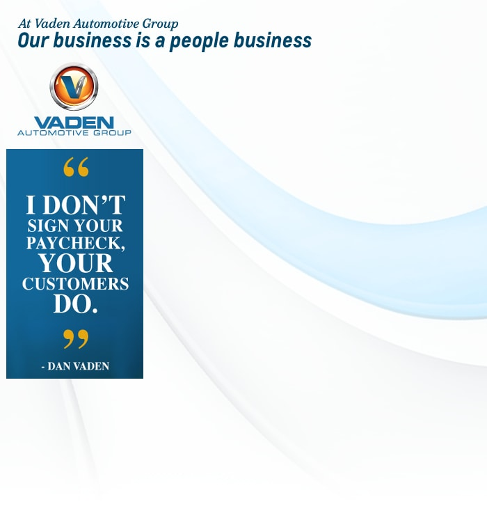 About the Vaden Automotive Group of Savannah and Brunswick ...