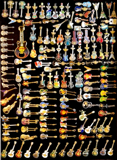 Hard Rock Pin Collectors Club http://www.arbogastrvs.com/blog/2012/november/8/collectors-of-the-road-hard-rock-cafe-pins.htm