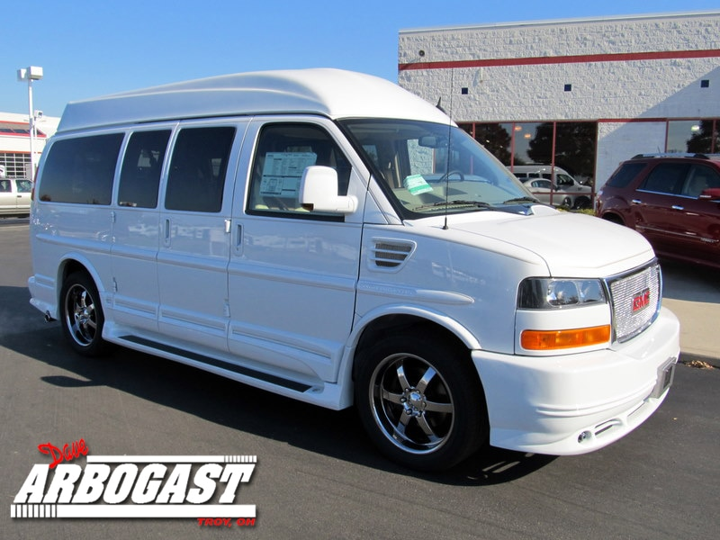 Southern Comfort Conversion Vans