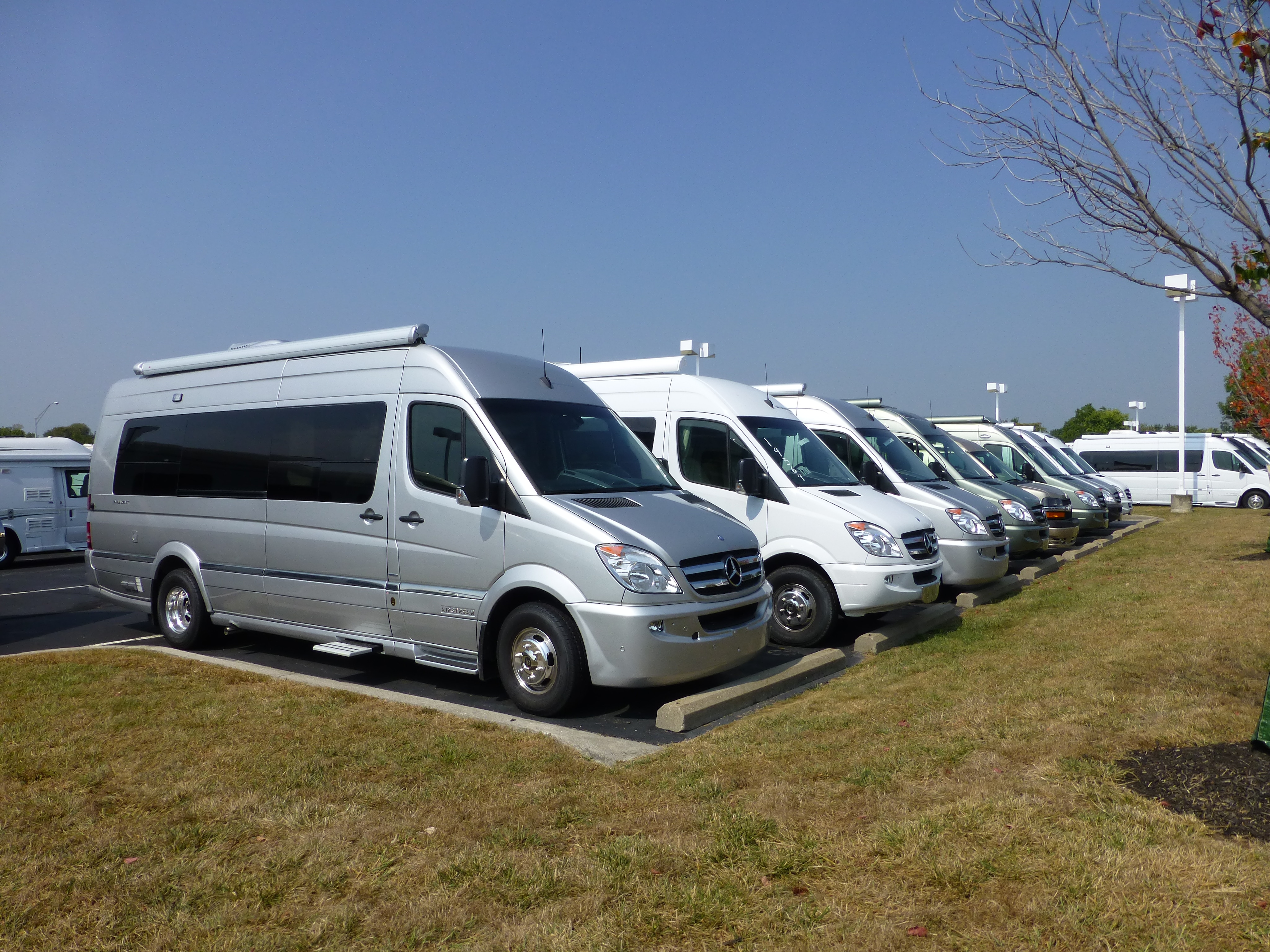 Class b campers also known as conversion vans continue to be popular with avid campers who favor comfort and convenience dave arbogast van depot