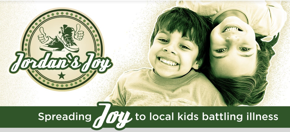 Support Jordan's Joy