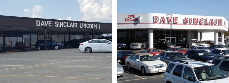 lincoln dealerships in south county and st peters missouri