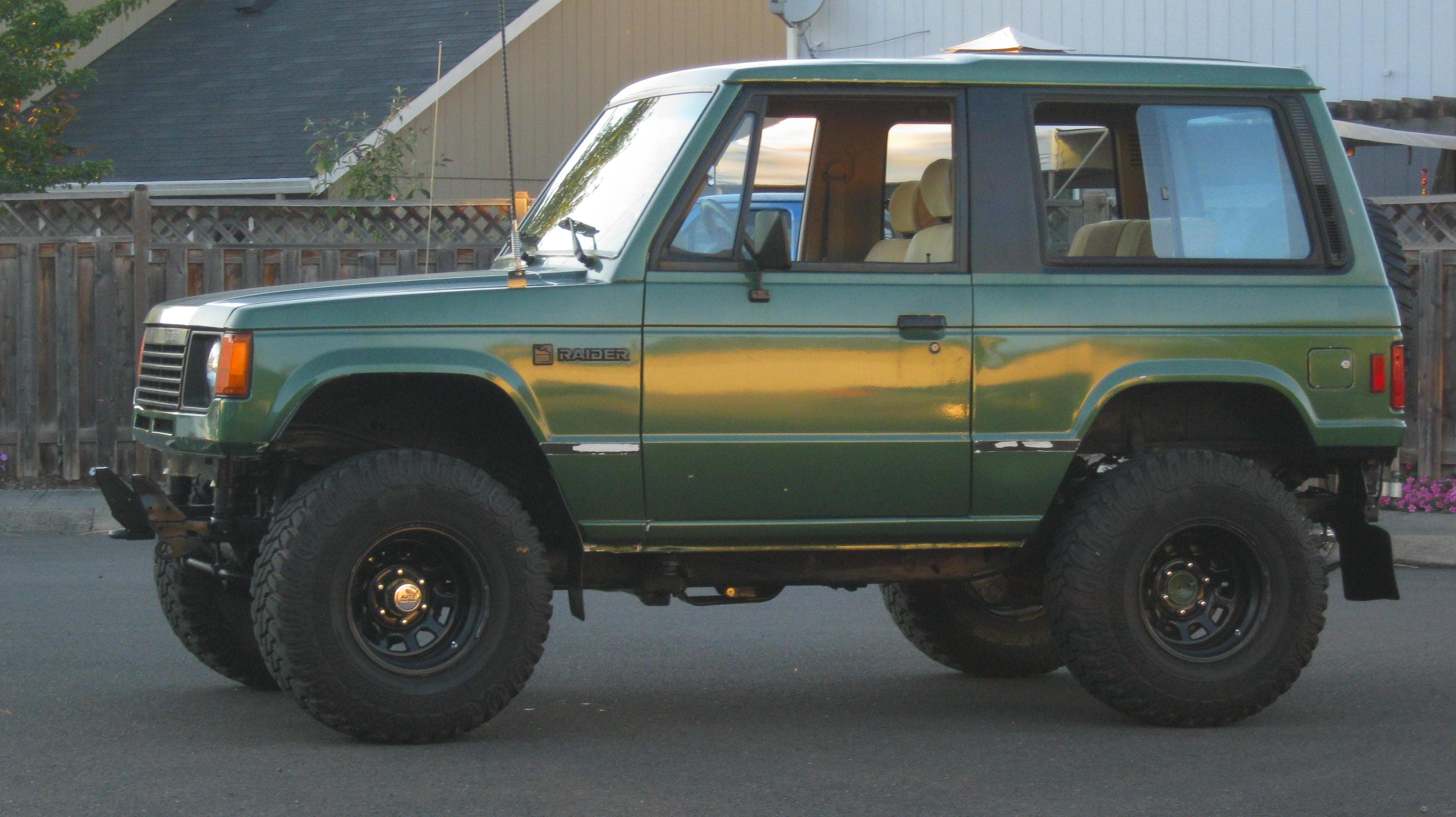 What small 4x4 for under $3k| Grassroots Motorsports | forum