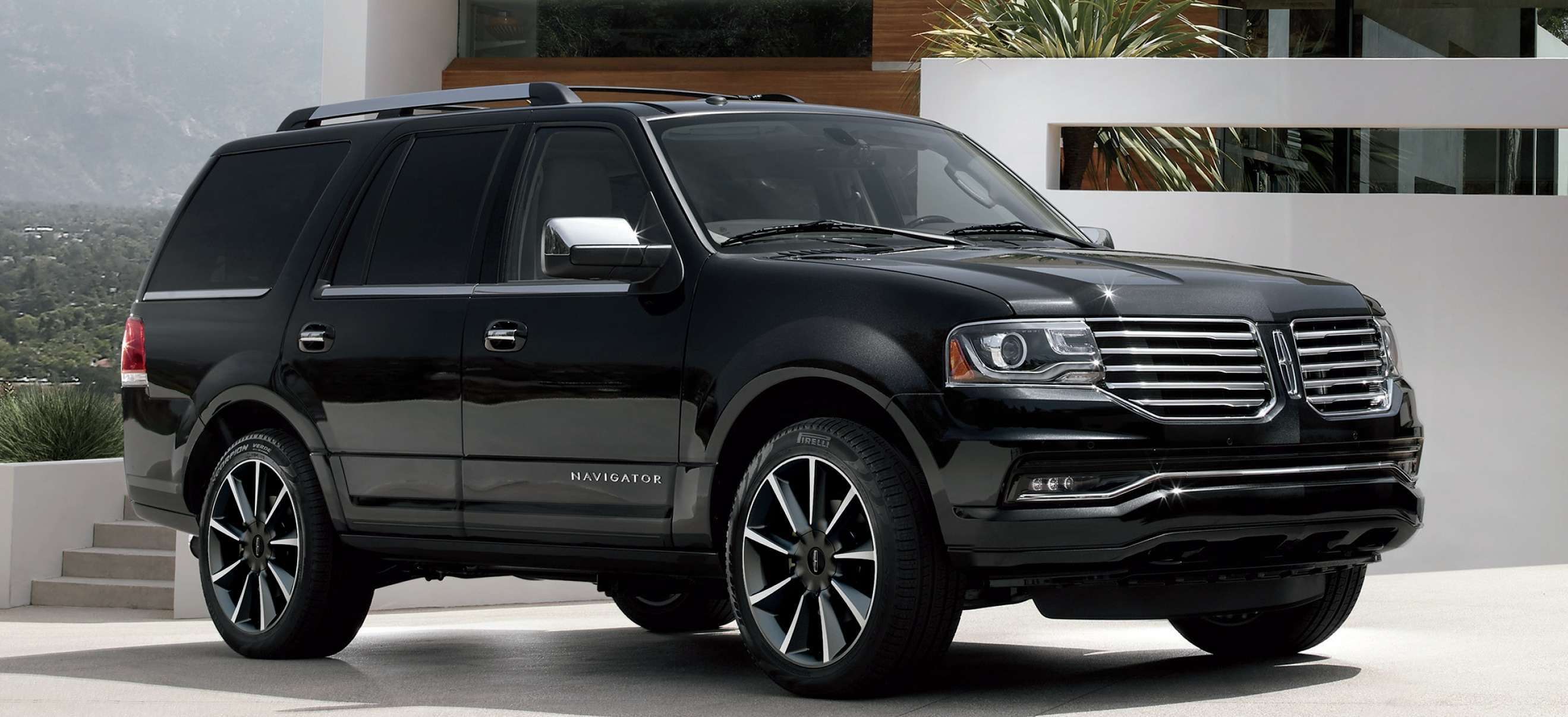 2017 lincoln navigator in st louis mo dave sinclair lincoln south. Black Bedroom Furniture Sets. Home Design Ideas