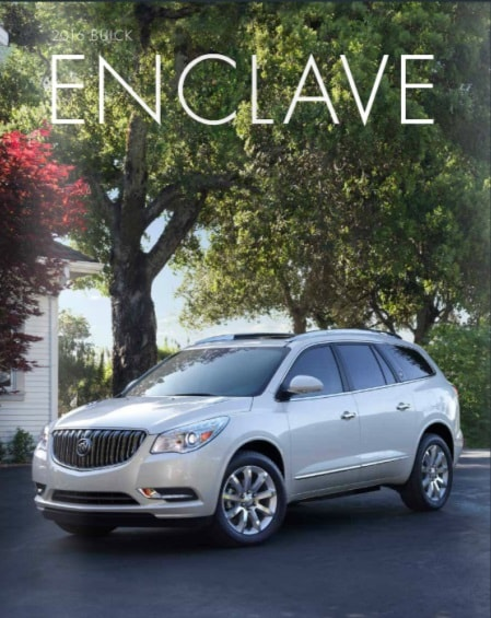 Brochures For 2018 Buick Cars at Dave Smith Motors