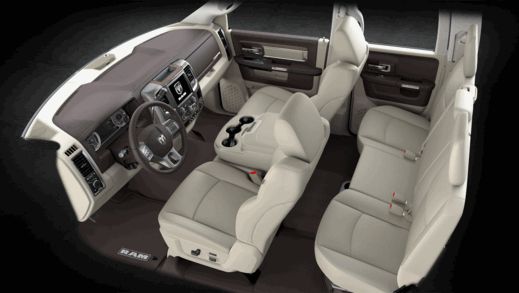 Ram Pickup Trucks Interior | Dave Smith Motors