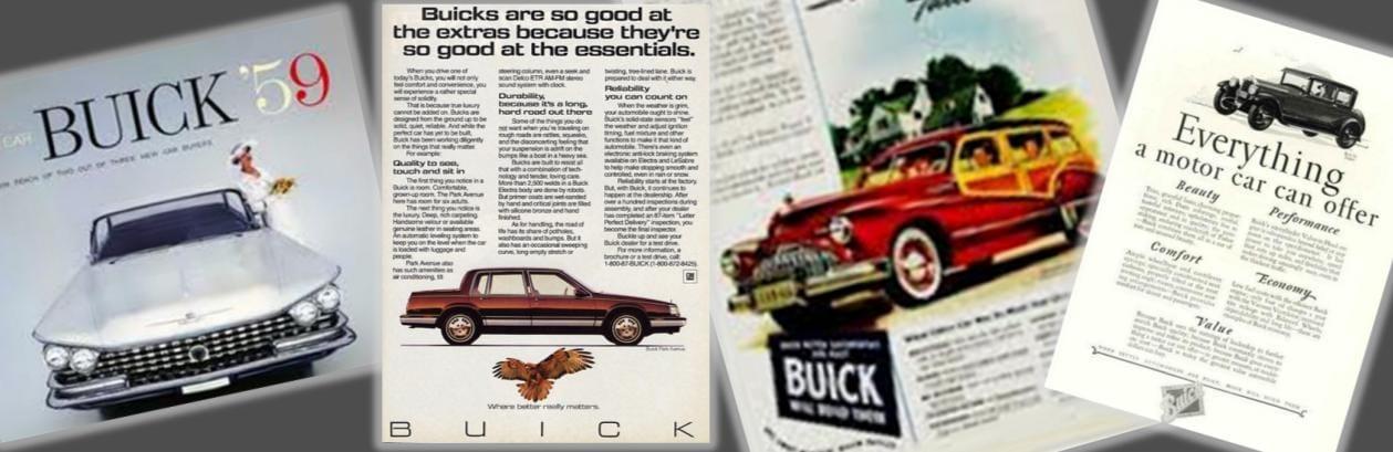 buick brochures, online brochures, buick, ebrochures