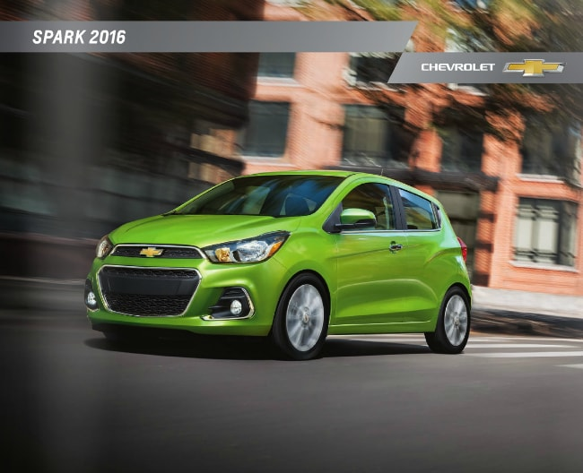2016 Chevrolet Ebrochures Dave Smith Motors