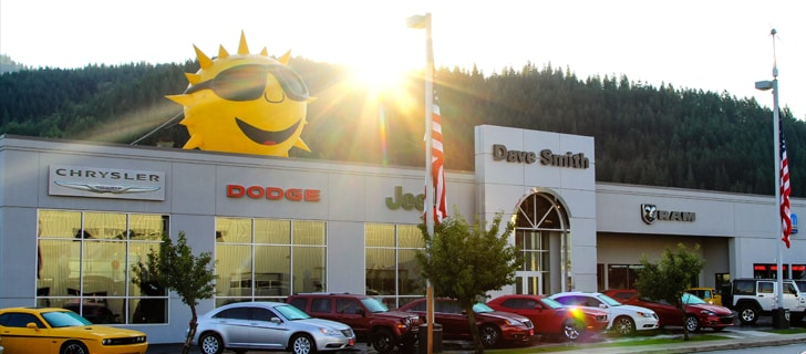 Doug smith chrysler jeep dodge ram dealership in autos post for Dave smith motors used