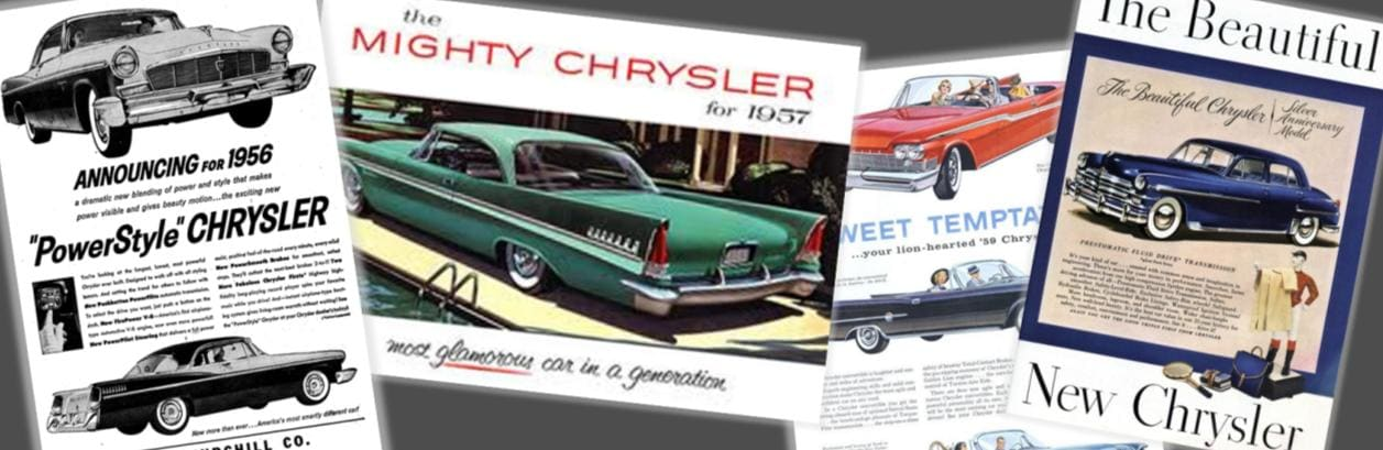 chrysler brochures, online chrysler brochures
