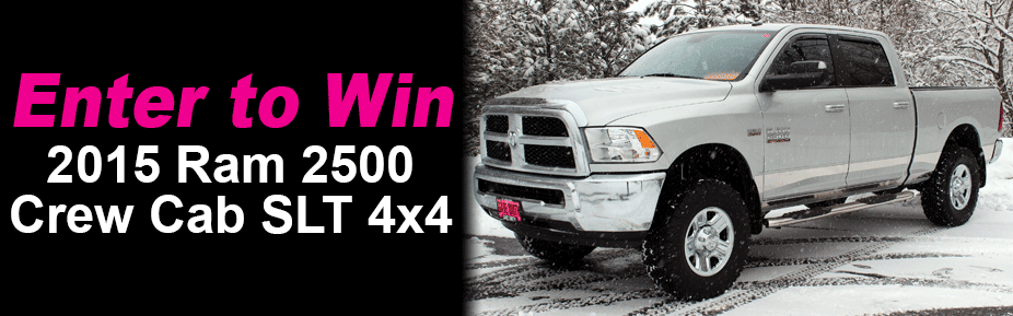 Dave Smith Motors 39 Ram Hemi Truck Giveaway
