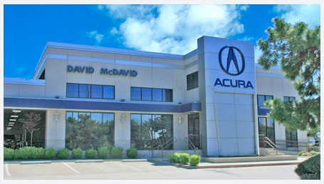 About Our Acura Dealership