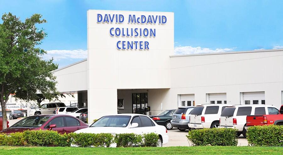 David Mcdavid Acura Auto Body Shop Dallas Texas