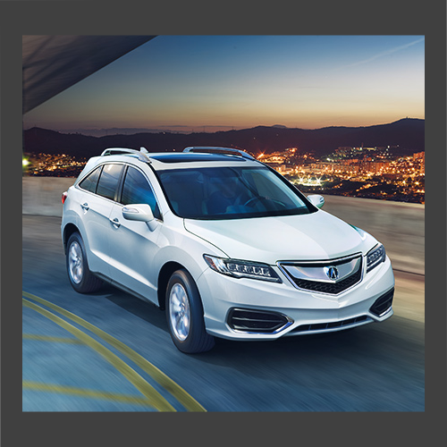 Used Acura Rdx: Acura Of Austin David McDavid