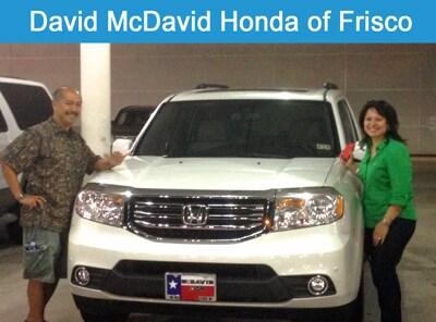 David mcdavid honda of frisco new honda dealership in for Honda of frisco