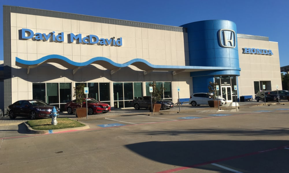 New and used honda cars for sale in frisco dallas for David mcdavid honda of frisco