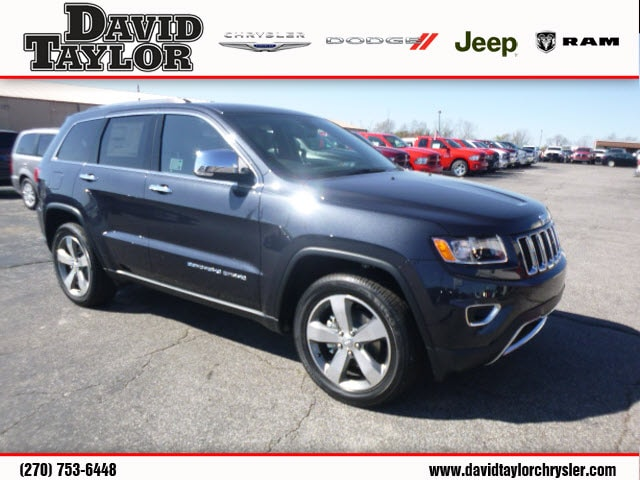2016 Jeep Grand Cherokee Limited RWD SUV