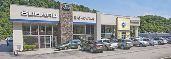 New Subaru Used Car Dealership Serving Pittsburgh New ...