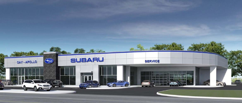 About Day Apollo Subaru in Moon Township | Pennsylvania ...