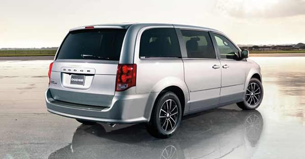 2014 Dodge Grand Caravan at Daytona Beach, FL